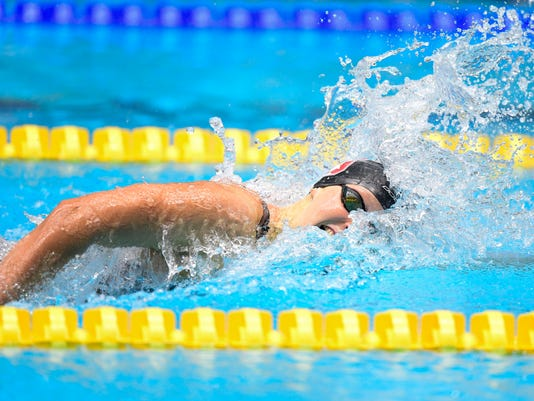 Swimming: USA Swimming Phillips 66 National Championships