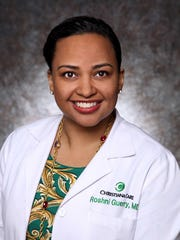 Dr. Roshni Guerryis Christiana Care Health System's inpatient medical director of palliative care.