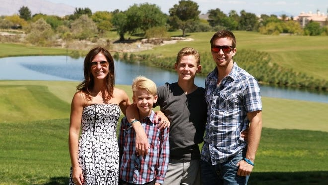 Neysa Tonks, a single mother of three boys, was among the 58 victims of the Las Vegas shooter.