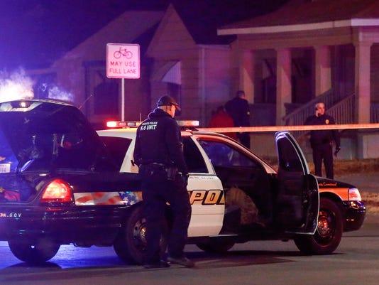 AP WICHITA POLICE SHOOTING A USA KS