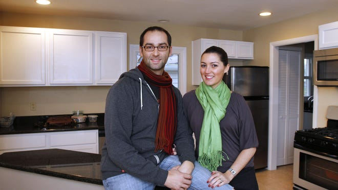 """Carmen and Erik Stinson appeared on """"House Hunters"""" in 2011 when they looked for homes in Indianapolis."""