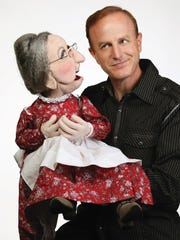 Family Life will present a performance by ventriloquist David Pendleton and his band of quirky characters at 7 p.m. Friday, Jan. 25 at Visalia First Assembly Church.