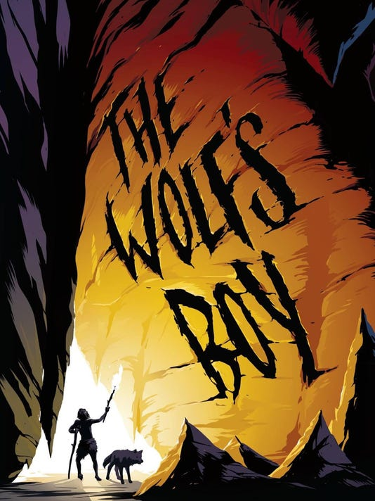 The Wolf's Boy cover image provided