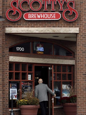 Scotty's Brewhouse in The Village is seen in this 2006 photo.