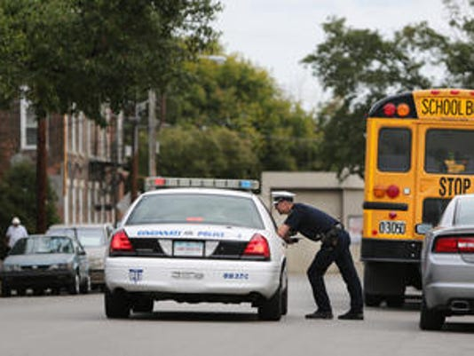 Oyler school lockdown was false alarm