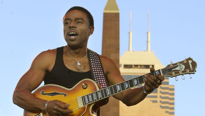 Norman Brown, seen during a performance at the 2007 edition of Indiana Black Expo Summer Celebration, will perform on Sept. 16 as part of Indy Jazz Fest.