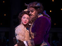 "Contributed Belle (Stephanie Rothenberg) and the Beast (Alexander Mendoza) in ASF?s ?Beauty and the Beast? Belle (Stephanie Rothenberg) and the Beast (Alexander Mendoza) in ASF's ""Beauty and the Beast"""