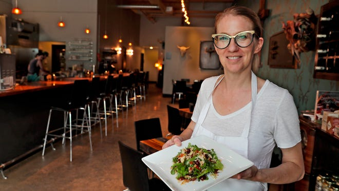 Karen Bell, chef-owner of  Bavette La Boucherie restaurant and butcher shop in the Third Ward, will open a second location in the Mequon Public Market. It's expected to open at the end of the year.