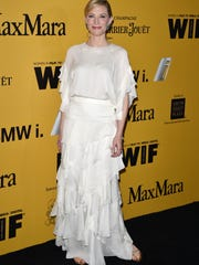 Style goddess Cate Blanchett wore flat sandals to a