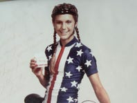 Milk, yogurt and Olympian Beth Heiden: A true story