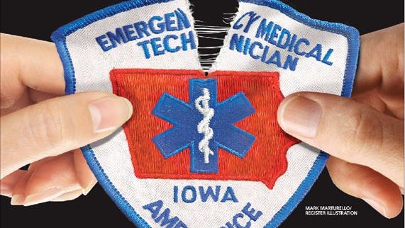 Many rural areas struggle to maintain emergency medical services and attract volunteers to provide them, a problem that leads to longer response times, which put lives at risk.