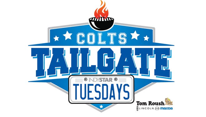 Join IndyStar's Stephen Holder and Fox 59's Chris Hagan for Tailgate Tuesdays at Kilroy's Broad Ripple at 7 p.m.