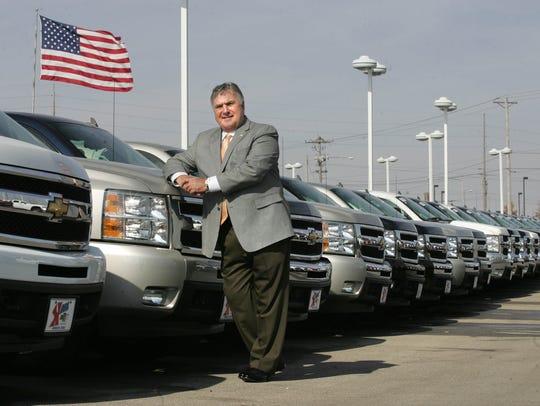 Carl Moyer of Karl Chevrolet