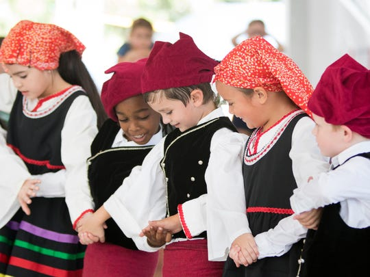 The annual Greek Festival at the Annuciation Greek Orthodox Church in Pensacola gets underway Friday.