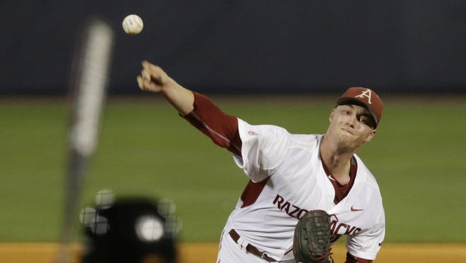 With the Major League Baseball draft looming next week, Mountain Home High grad Trey Killian could make the final start of his career at Baum Stadium on Friday against Missouri State to open the Super Regional series.