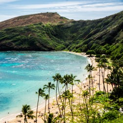 'Dr. Beach' picks Hawaii's Hanauma Bay as America's best beach