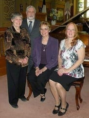 Elmira Keyboard Ensemble will perform the music of