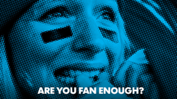 Think you're the Best Sports Fan Ever? Enter our contest