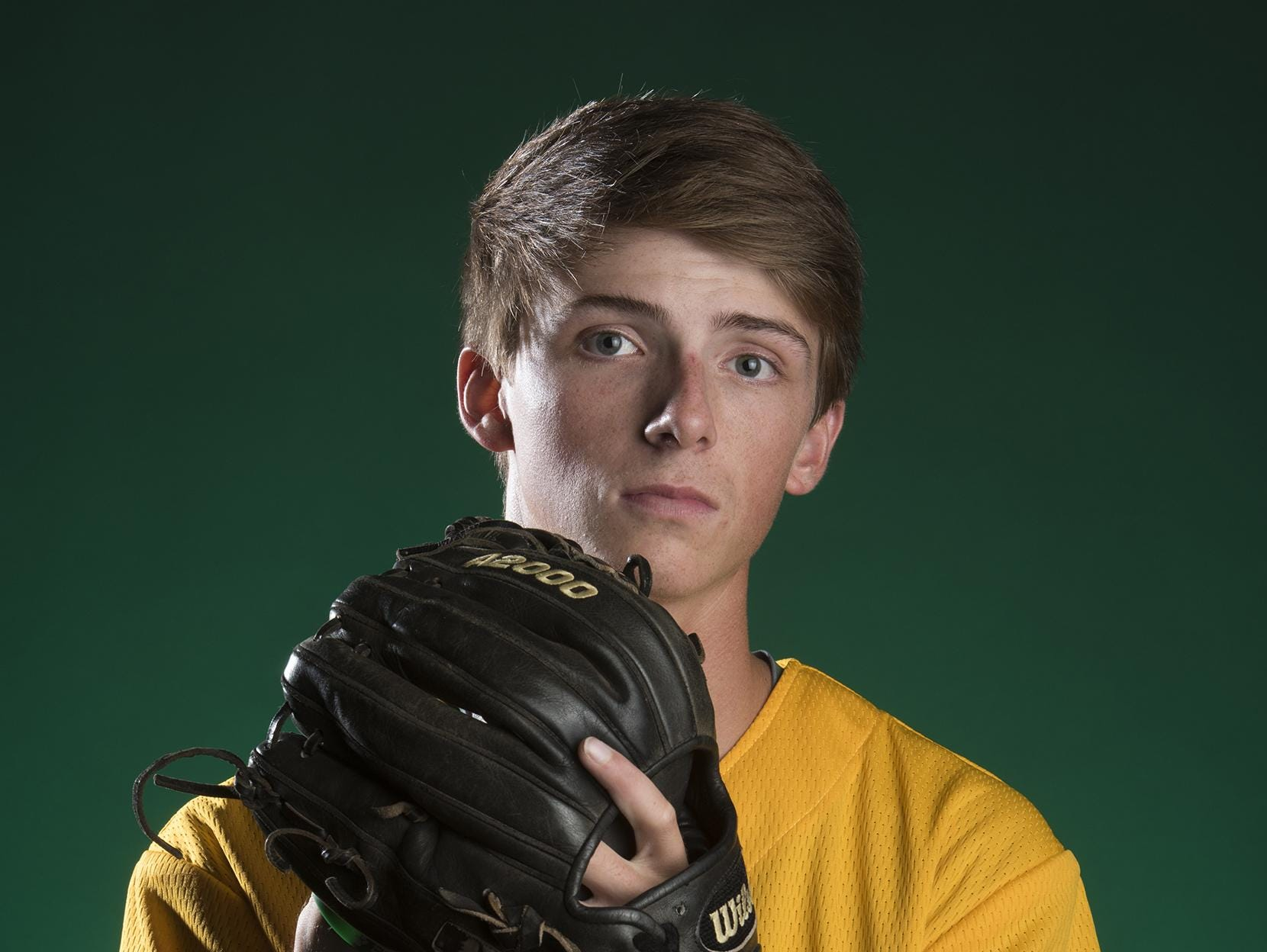 Edgewood's Hunter Elliot had a 10-0 record for the state champion Wildcats and was the AISA pitcher of the year.