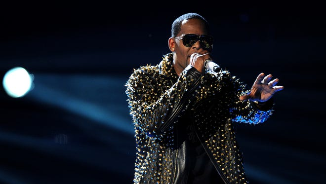 Specifically, Time's Up is seeking action from RCA Records, R. Kelly's label; Spotify and Apple Music, which stream Kelly's catalog; and Ticketmaster, which has sold tickets to his concerts. And it is calling for the cancellation of a May 11 concert in Greensboro, N.C.