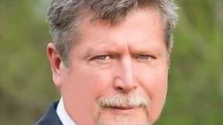 Jim Wright is a Republican running for a spot on the three-person Texas Railroad Commission.