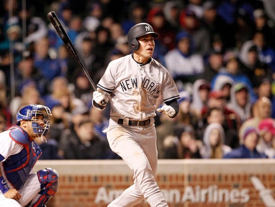 Jacoby Ellsbury's struggles have sent him to the bench