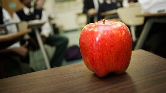 New York teachers can get a $250 tax deduction for school supplies.