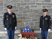Number of NY Army, Air National Guard funerals decline