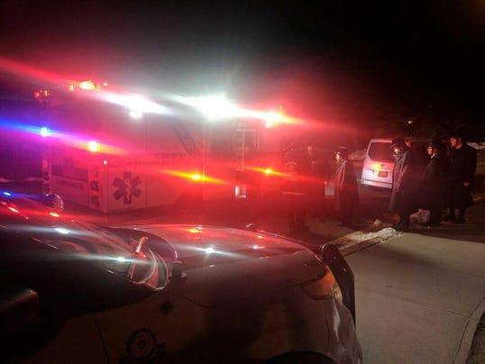 Driver hits boy in Monsey