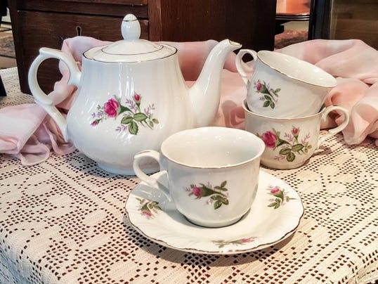 Glenwood Tea Room Shreveport