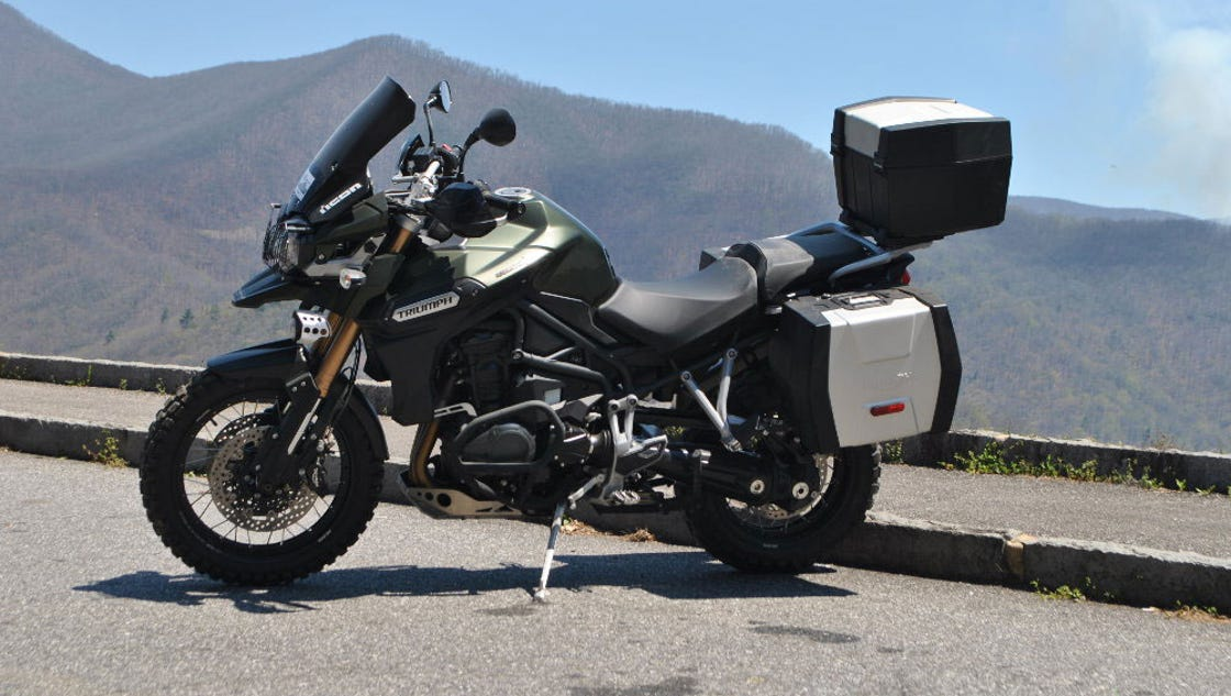 Asheville Motorcycle Rentals Provides Bikes By Delivery