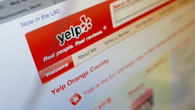 Yelp is one of several review sites that small businesses should be monitoring.