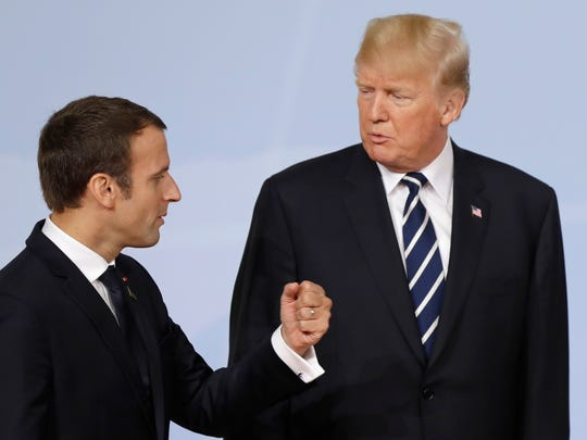 Despite heavy lobbying by French President Emmanuel Macron, President Donald Trump announced the United States would cease all participation in the Paris Agreement on Climate Change and withdraw in 2020.
