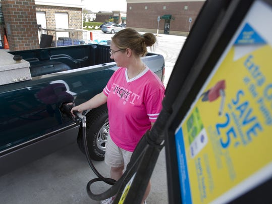Gas prices up but still more than 1 cheaper than last year for Aaa hoosier motor club indianapolis