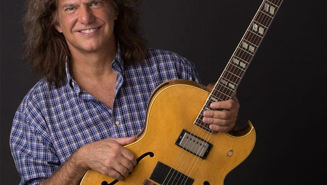 Pat Metheny, a native of Lee's Summit, has performed with a wide range of artsts and many musical contexts over his four-decade career.