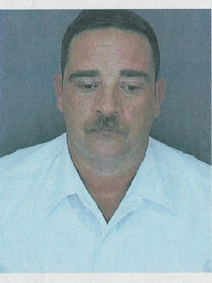 Vernon Brown Jr., 41, former Lee County sheriff's deputy arrested on charges of perjury
