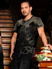 Paranormal investigator Nick Groff will be in Mansfield