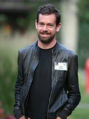 Twitter's interim CEO Jack Dorsey