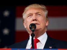 Trump: Palm Springs 'looks like a poor man's Disneyland'