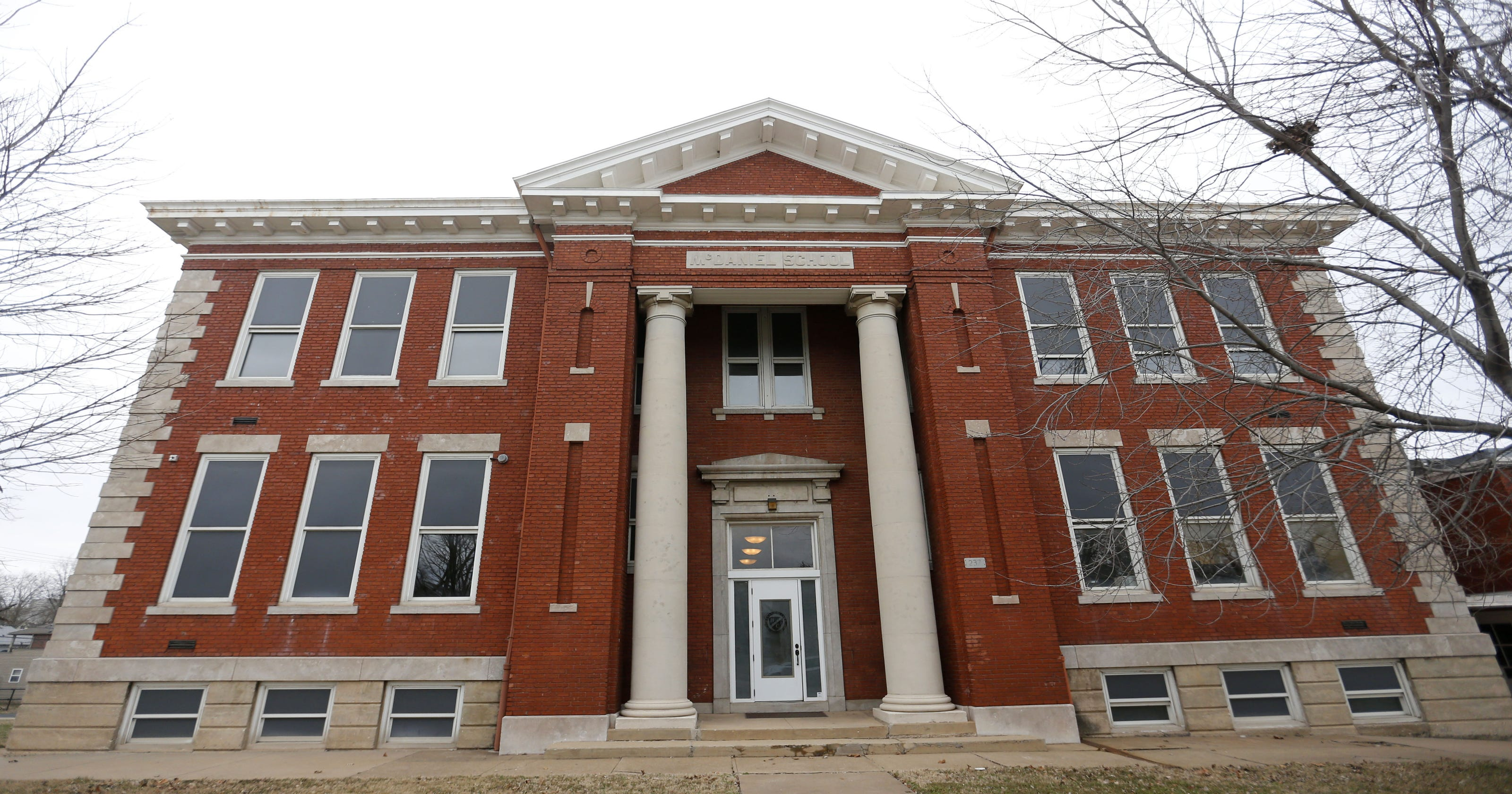 Former Springfield school, built 110 years ago, up for