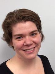 Kerri True-Funk, associate director of the Iowa Coalition