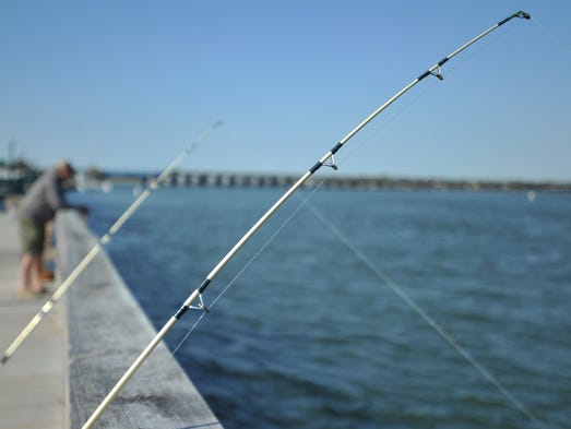 Local fishing in maryland with no license required for Fishing without a license california