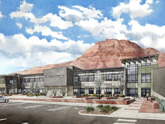 Rocky Vista University College of Osteopathic Medicine is expanding to Southern Utah to settle in Ivins. Construction is on track to be completed August 2017.