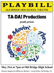 """Playbill of this year's performance: """"Movin' Thru the Seasons."""""""