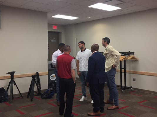 636375262998732217-Georges-Niang-at-reunion.JPG