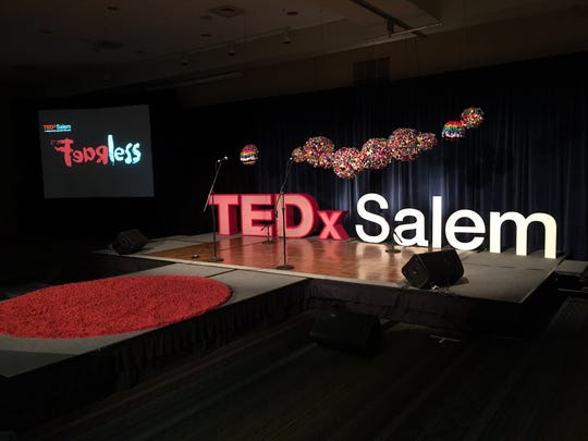 The third annual TEDx Salem held at the Convention Center in 2015. This year, kids get their own version of the popular event in Salem.