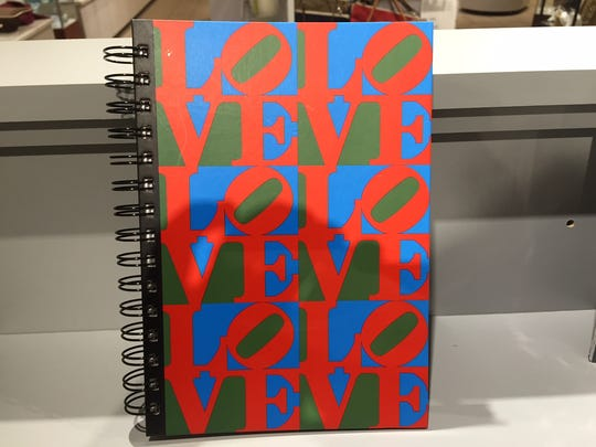 Robert Indiana journal.