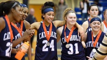 Lebanon Catholic girls take best shot at Lancaster Catholic, but fall in L-L final