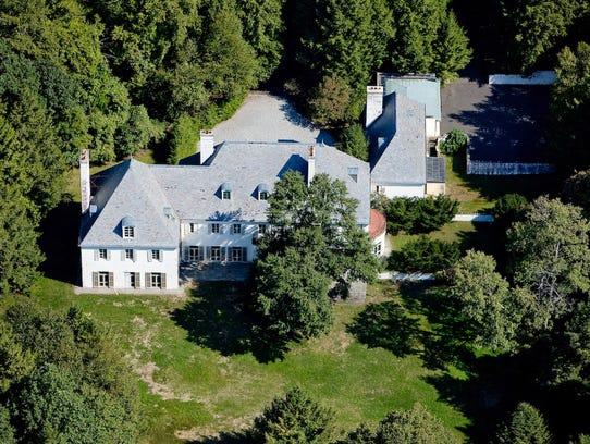 New Caanan, Conn., estate of Huguette Clark