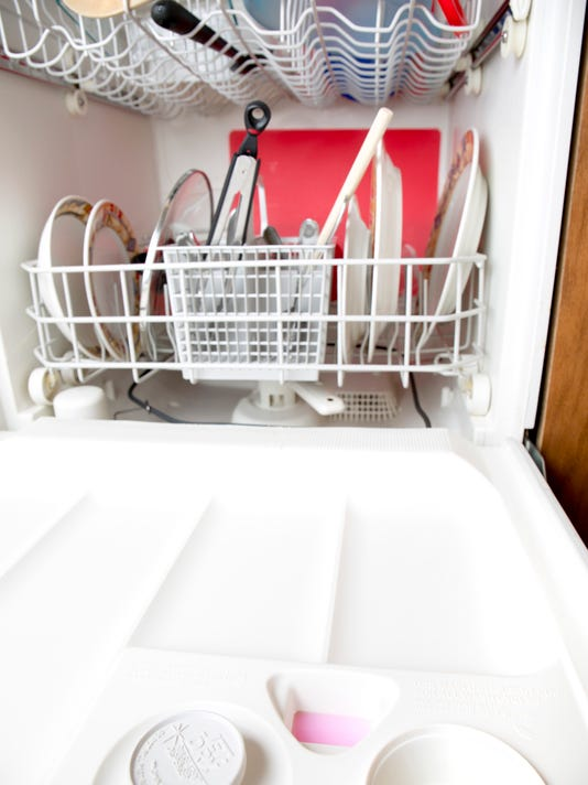 Living Smart: Overloading just one way to break a dishwasher